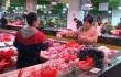 上饒:豬肉價格持續回落 蔬菜供應充足穩定