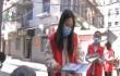 【创文进行时】让城市更有温度 学生志愿者在行动