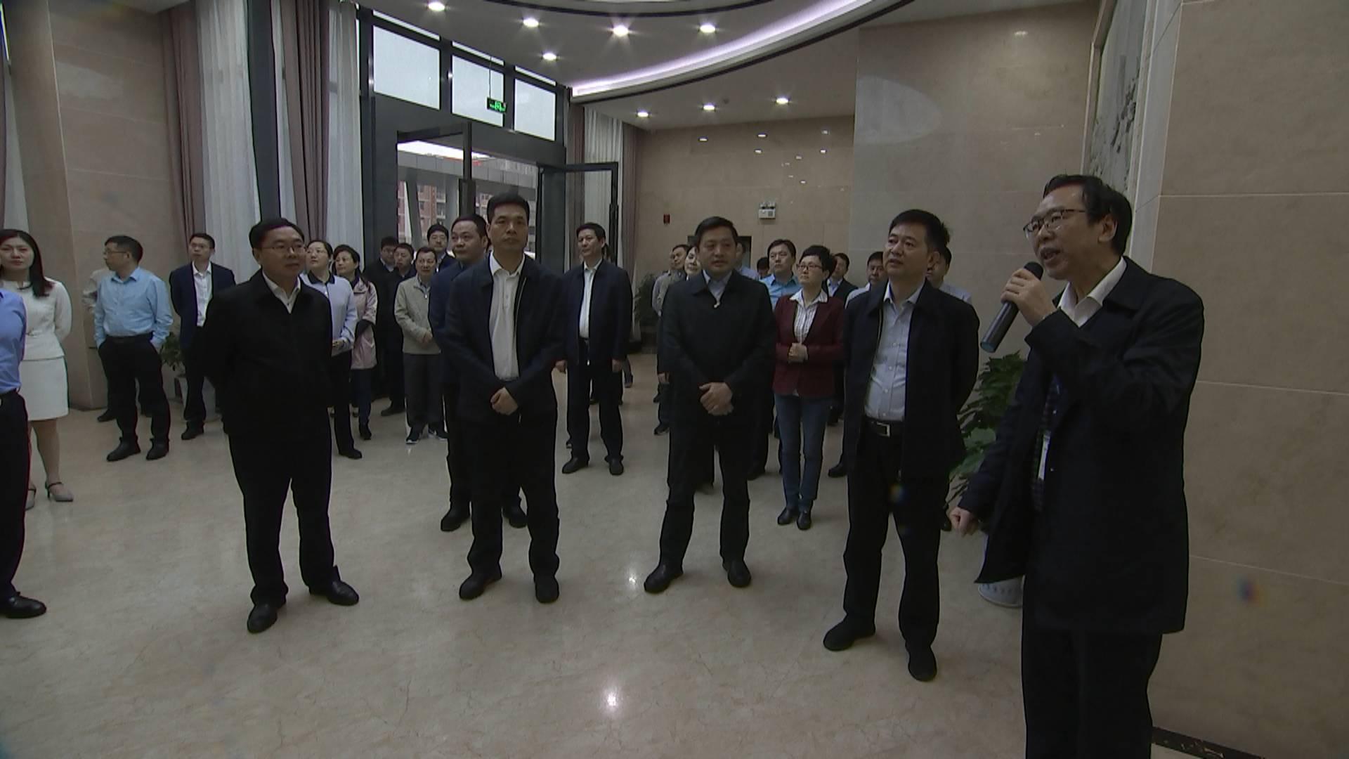 上饶市党政代表团赴萍乡、新余、宜春、抚州学习考察