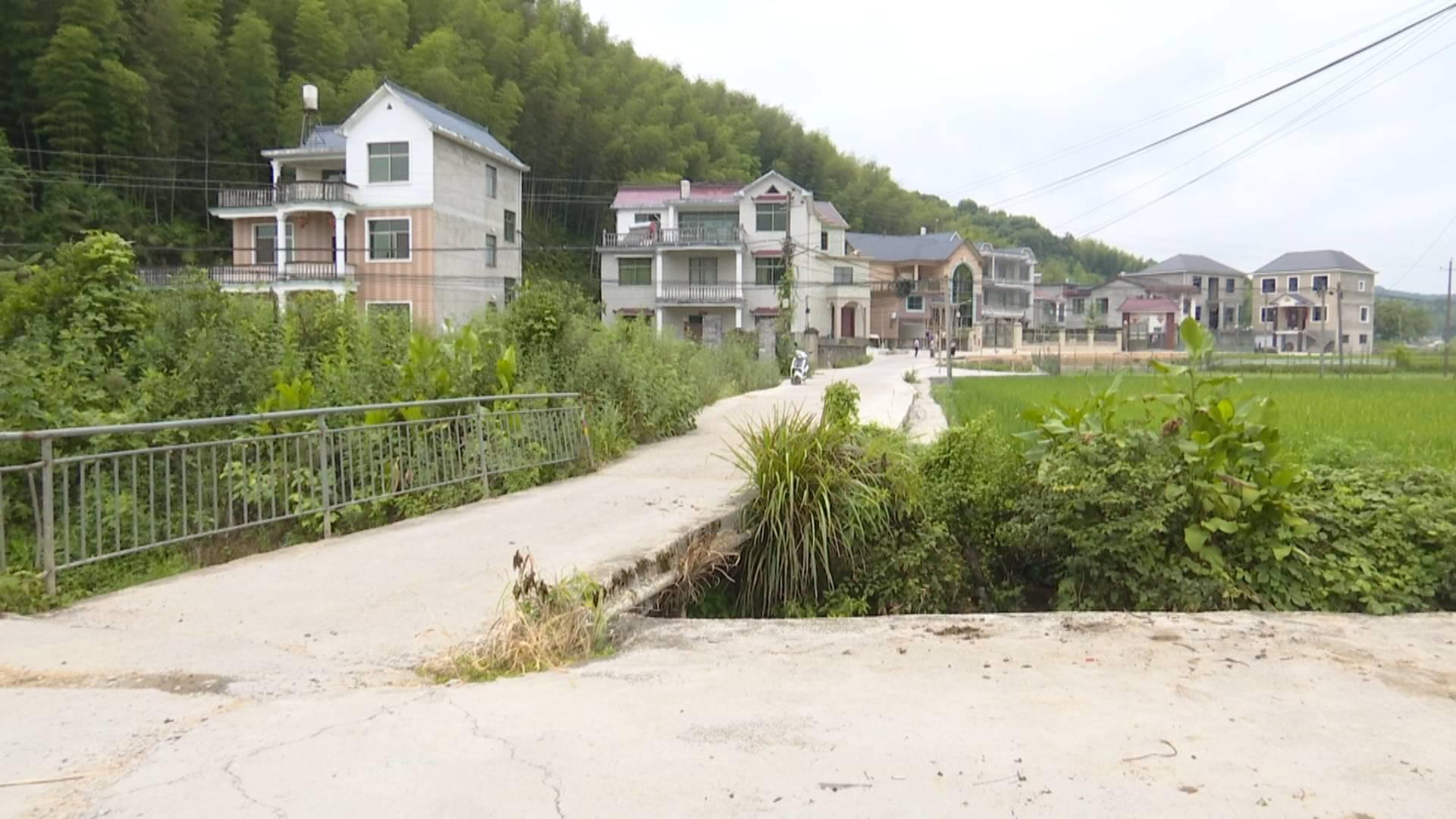 危桥存在安全隐患将重修 预计在十二月底可通车