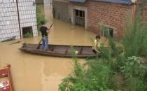 上饒市全力抗洪搶險 全市安全轉移8萬人