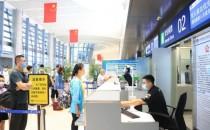 上饶三清山机场7月份客流量大幅回升