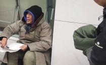"""""""雨雪天救助""""溫暖街頭 信州區救助生活無著人員"""