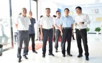 副省長陳小平在上饒經開區走訪調研