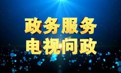 2020年7月17日《政务服务 电视问政》直播节目