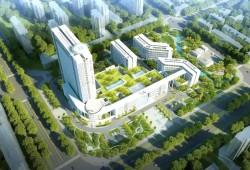 上饶市立医院三江总院、上饶市第四中学三江总校两大民生项目今年开建