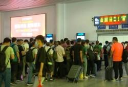 端午假期 上饶火车站增加十五趟旅客列车