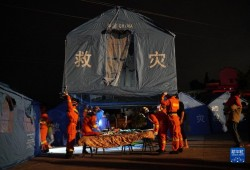 四川瀘縣6.0級地震:多方力量馳援災區