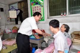 江西启动防汛Ⅱ级应急响应,刘奇来到鄱阳县圩堤溃决处检查指导防汛救灾工作