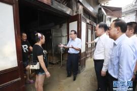 李克強在重慶考察:做好防汛救災和恢復重建工作