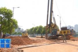 吉阳中路封路施工至10月底 原来是城市管廊建设