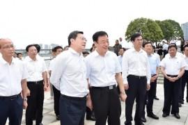 省黨政代表團赴鄂湘學習考察,行程滿滿的3天有什么收獲?