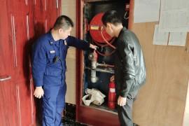 德兴市排查宾馆(酒店)消防安全隐患