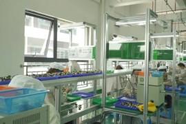 马承祖到广丰区调研工业项目建设情况