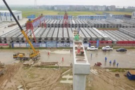 鄱余高等级公路:加紧建设 力争完成今年生产目标