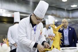 2020江西省烹飪技能大賽(上饒市賽區)圓滿落幕