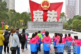 """江西""""憲法宣傳周""""活動啟動(圖)"""