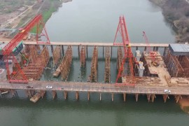 上饶总投资4.33亿元的这个重点项目10月底将全面完工!春节期间建设者仍坚守一线忙施工