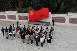 上饶:踏青好时节 红色旅游受青睐
