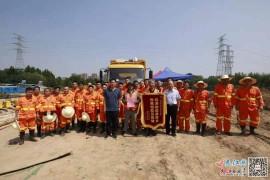 江西省援豫抢险救援队圆满完成排涝抢险任务