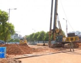 吉陽中路封路施工至10月底 原來是城市管廊建設