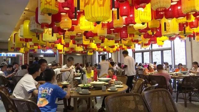 """国庆假期上饶消费市场""""热热热""""!"""